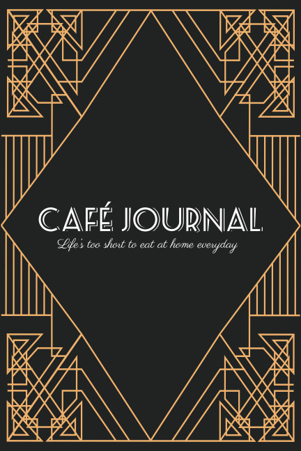 View Café Journal by WideScenes Photography
