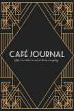 Café Journal book cover