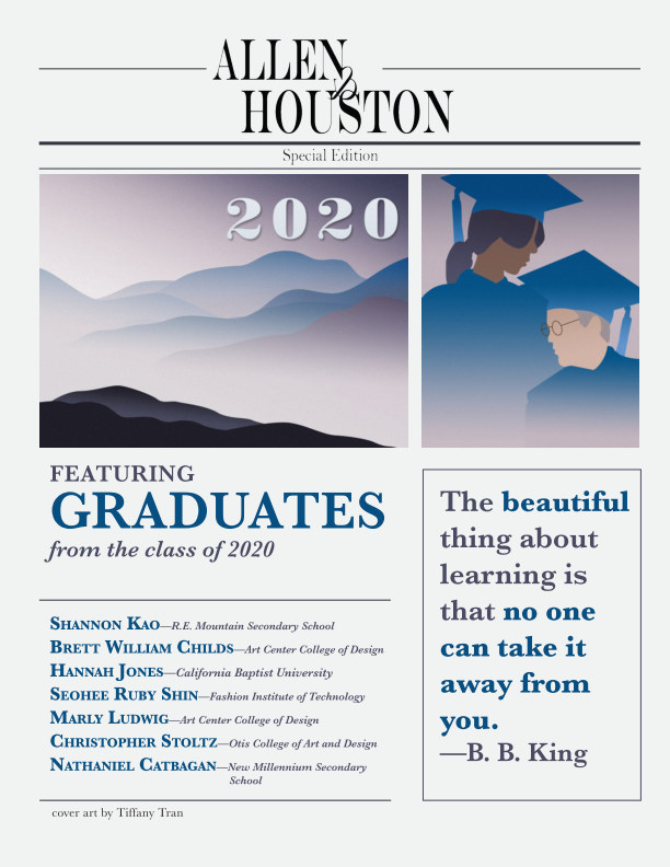 View Class of 2020 by Allen and Houston Magazine