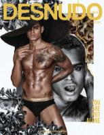 Desnudo Magazine Italia Issue 7 - Jonas Alexandre Cover book cover