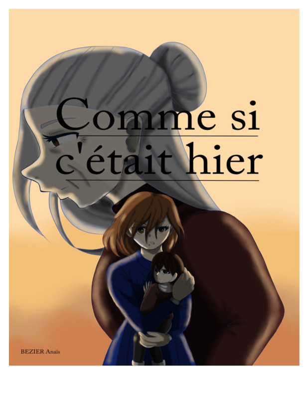 View Comme si c'était hier by Anaïs BEZIER