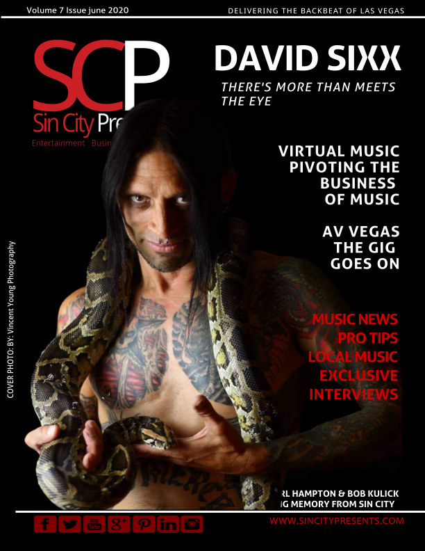 View Sin City Presents Magazine June 2020 by Sin City Presents