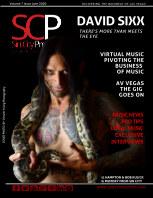 Sin City Presents Magazine June 2020 book cover