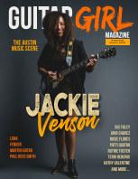 Guitar Girl Magazine Summer 2020 - Austin Music Scene book cover