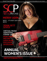 Sin City Presents Magazine May 2020 book cover