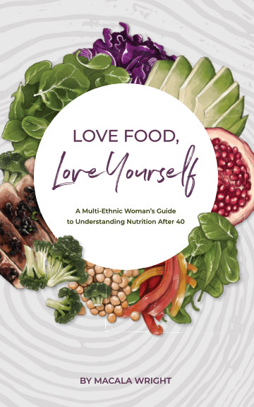 View Love Food, Love Yourself: Nutrition For Women Over 40 by Macala Wright
