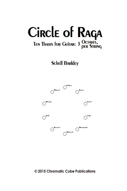 View Circle of Raga (expanded) by Schell Barkley