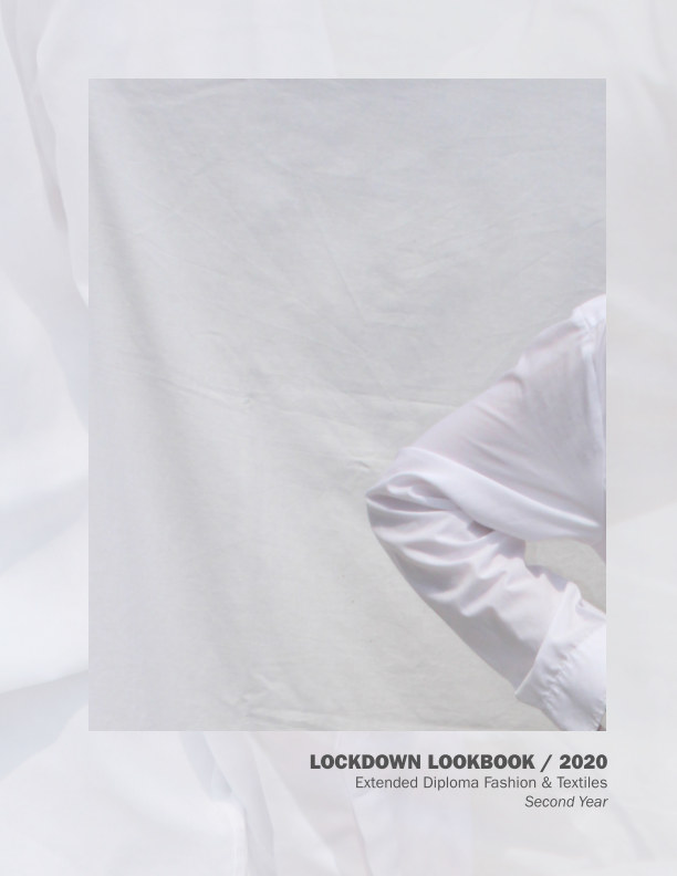 View Lockdown Lookbook by PCA ED Fashion and Textiles