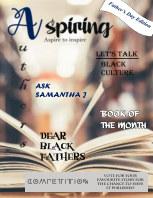 Aspiring Authors Magazine book cover