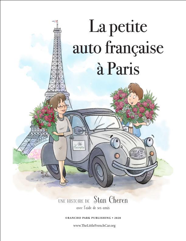Ver La petite auto française à Paris por Stan Cheren