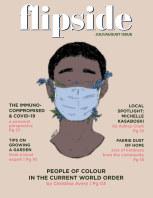 Flipside Magazine 1.2 book cover