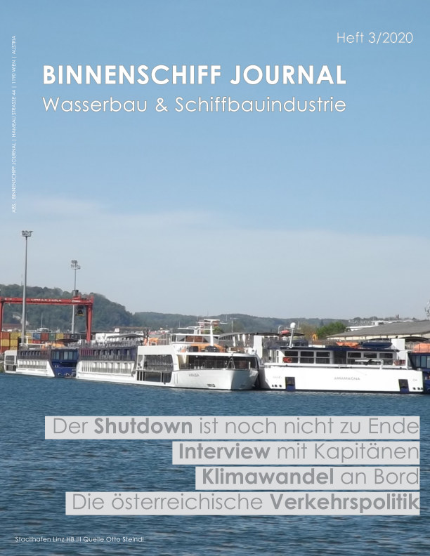 View Binnenschiff Journal 3/2020 by HJS Media World
