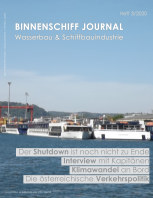 Binnenschiff Journal 3/2020 book cover