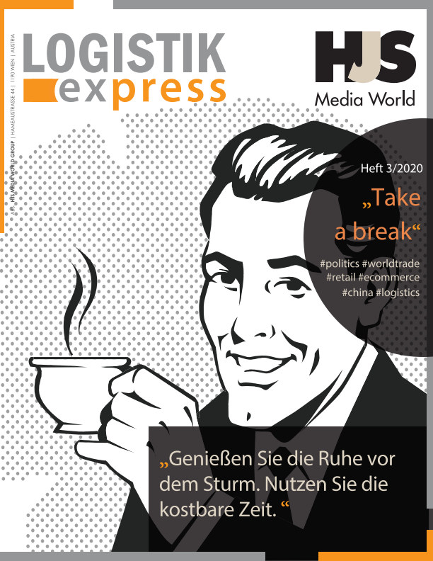 LOGISTIK express Journal 3/2020 nach HJS Media World anzeigen