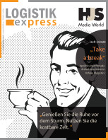 LOGISTIK express Journal 3/2020 book cover