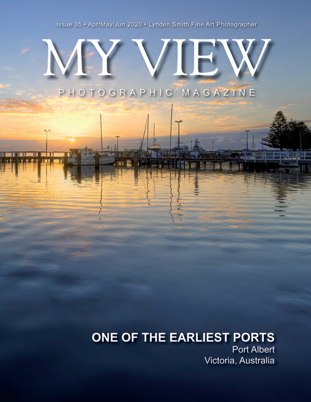 View My View Issue 35 Quarterly Magazine by Lynden Smith