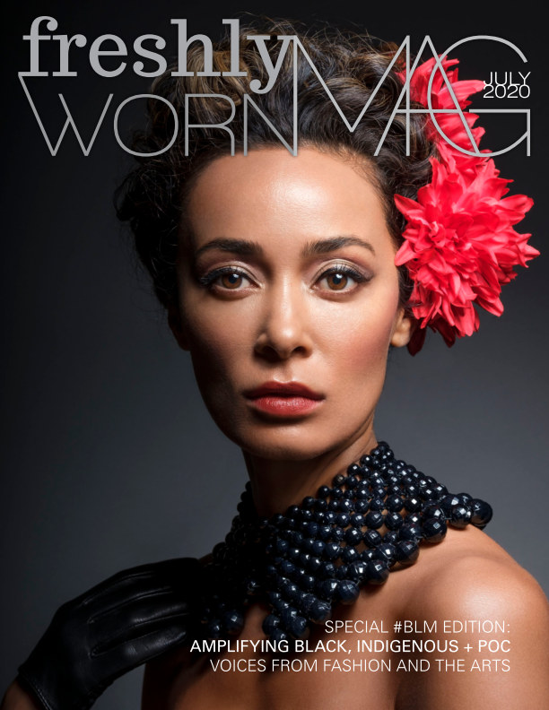 View freshlyWORN Summer 2020: BIPOC Special Edition by Christina Lazar-Schuler