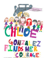 Chloe Gonzalez Finds Her Courage book cover