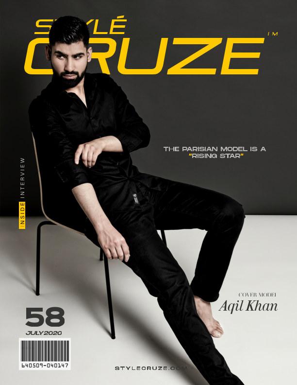 Visualizza JULY 2020 Issue (Vol: 58) | STYLÉCRUZE Magazine di Divyesh Pillarisetty