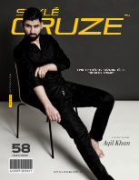 JULY 2020 Issue (Vol: 58) | STYLÉCRUZE Magazine book cover