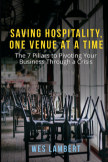 Saving Hospitality, One Venue at a Time book cover