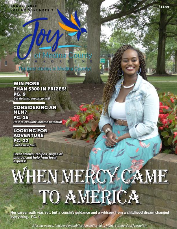 View Joy of Medina County Magazine August 2020 by Blake House Publishing, LLC