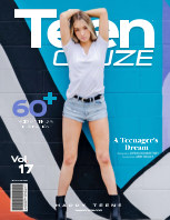 JULY 2020 Issue (Vol: 17) | TÉENCRUZE Magazine book cover