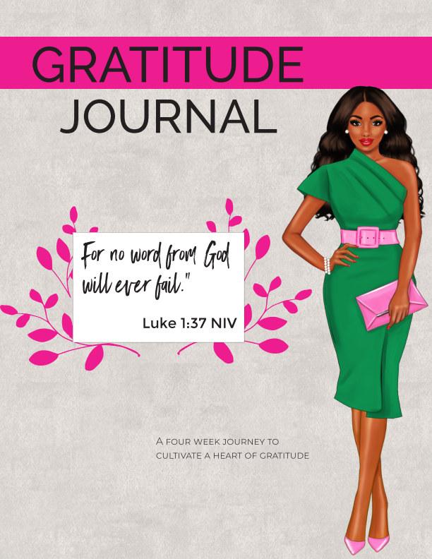 Ver Luke 1.3.7. Gratitude Journal por Howis Y Aros, MD