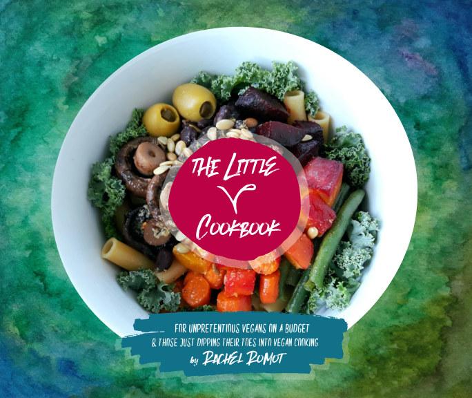 View The Little v Cookbook by Rachel Romot