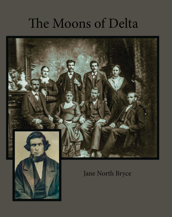 View THE Moons Of Delta 7-22-2020 by JANE  NORTH BRYCE
