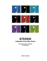 Over steden book cover