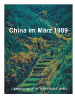 China m März 1989 book cover