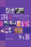 Days of Love (B and W) book cover
