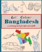 Let's Colour Bangladesh book cover