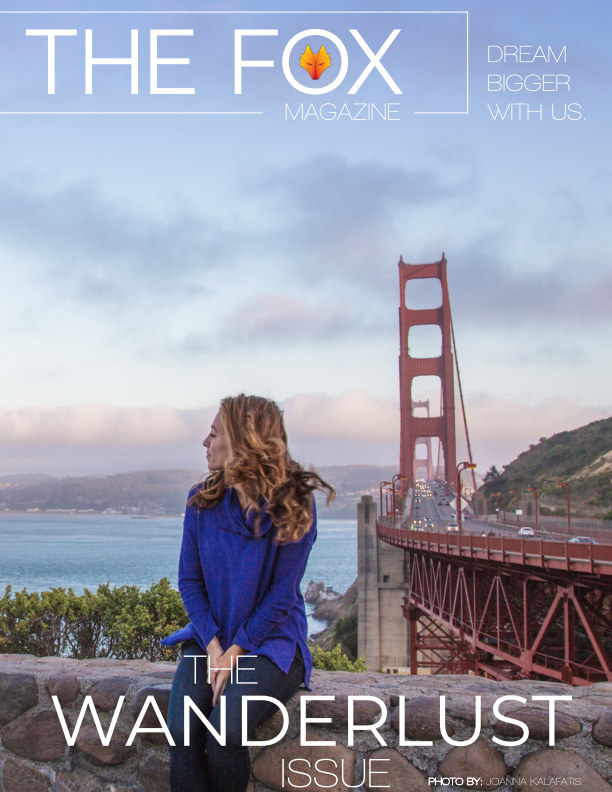 View The Wanderlust Issue by The Fox Magazine