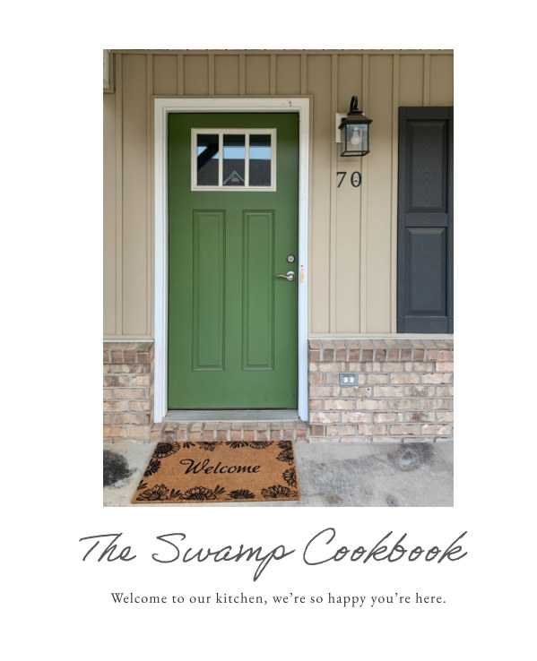 View The Swamp Cookbook by Sydney Baffone