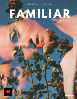 "Amoureux Zine Issue 1: ""Familiarity"" book cover"