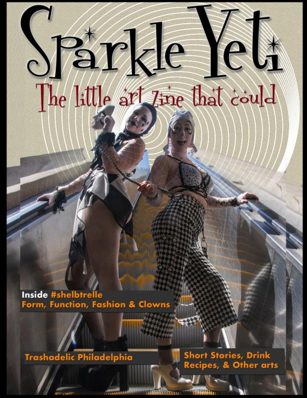 View Sparkl Yeti - Summer 2020 by James Beach