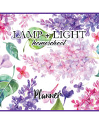 Lamp+Light Y3 Planner book cover