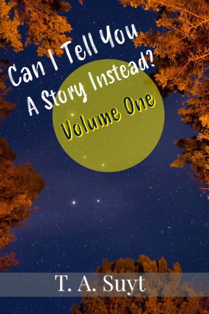 View Can I Tell You A Story Instead? Volume One by T. A. Suyt