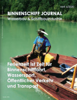 Binnenschiff Journal 4/2020 book cover