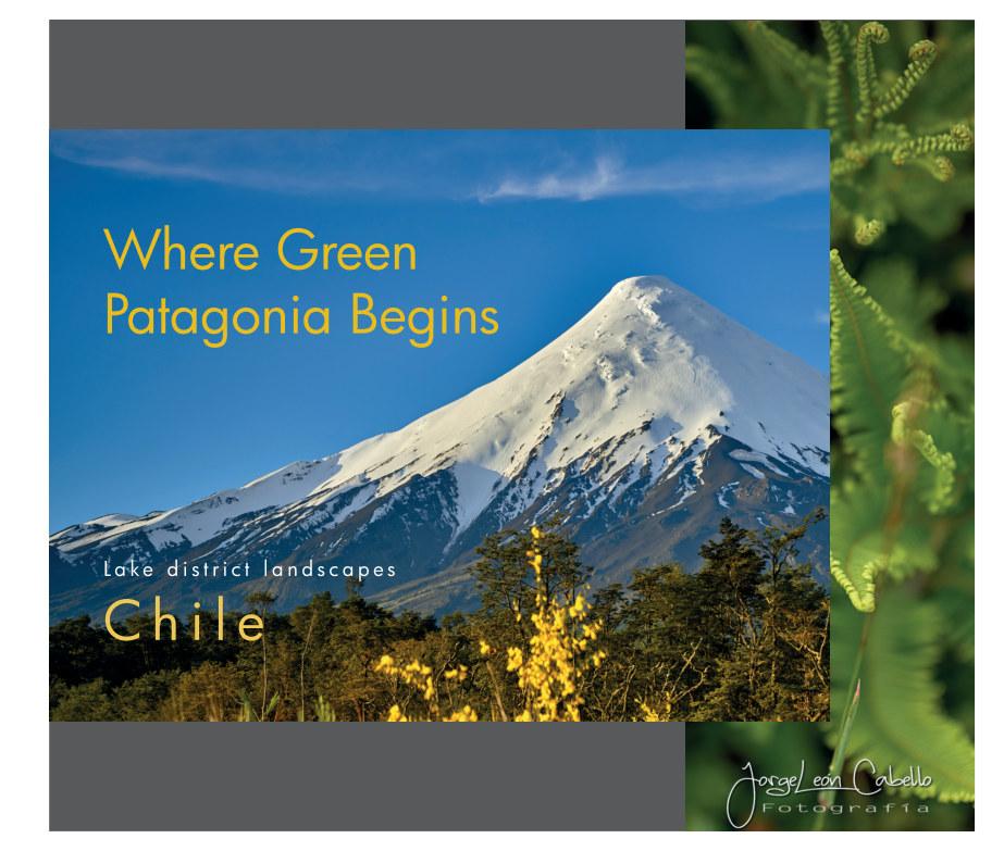 Visualizza Where Green Patagonia Begins di Jorge León Cabello