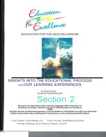 Education For Excellence Section II Test Taking and More book cover