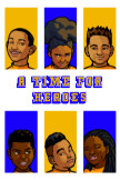 A Time For Heroes book cover