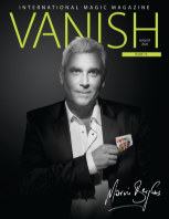 Vanish Magic Magazine #73 book cover