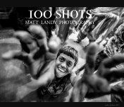 100 shots Matt Landy Photography 2nd Edition book cover