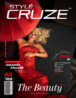 AUGUST 2020 Issue (Vol: 62) | STYLÉCRUZE Magazine book cover