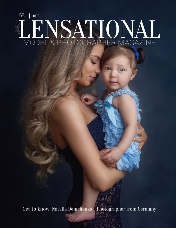 View LENSATIONAL Model and Photographer Magazine #53 Issue | Hug - August 2020 by Lensational Magazine