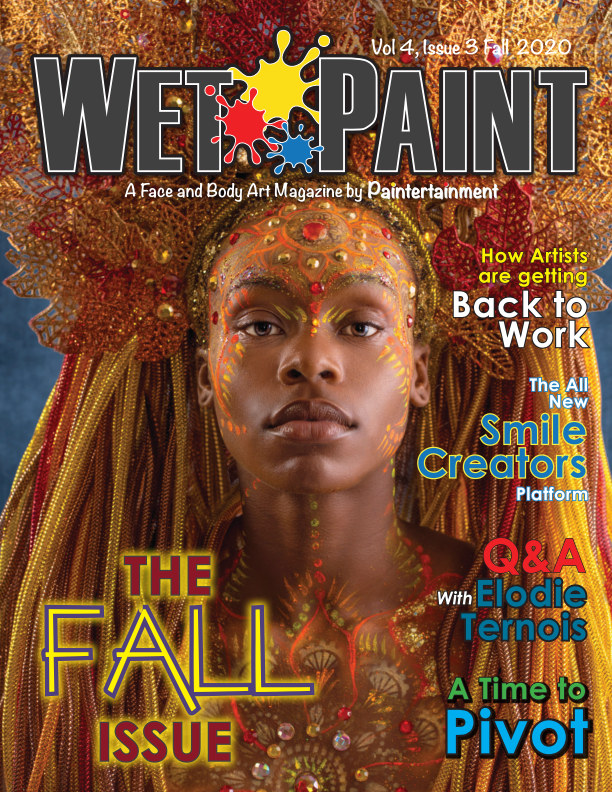View Wet Paint Magazine Vol 4 Issue 3 FALL 2020 by Paintertainment, LLC