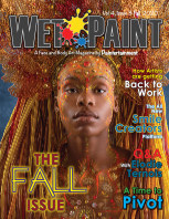 Wet Paint Magazine Vol 4 Issue 3 FALL 2020 book cover